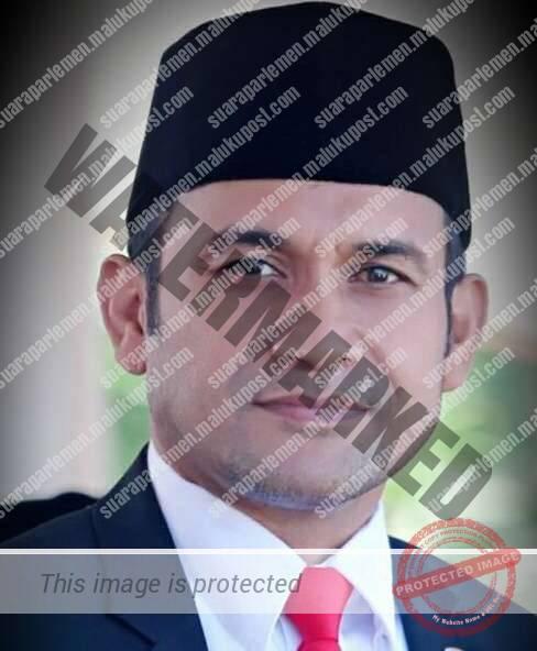 Anggota Komisi III DPRD Maluku, Azis Hentihu