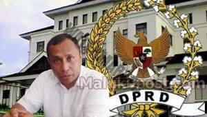 Kwtua Komisi IV DPRD Maluku, Samson Atapary