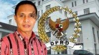 Wakil Ketua DPRD Maluku, Melkianus Sairdekut