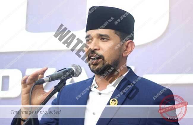 Anggota Komisi III DPRD Provinsi Maluku, Fauzan Husni Alkatiri