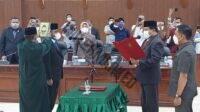 Pelantikan Halimun Saulatu Sebagai Anggota DPRD Provinsi Maluku